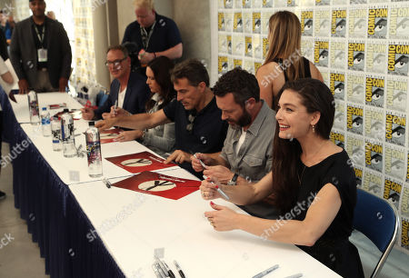 Editorial image of 'The Man in the High Castle' TV show, Comic-Con International, San Diego, USA - 21 Jul 2018