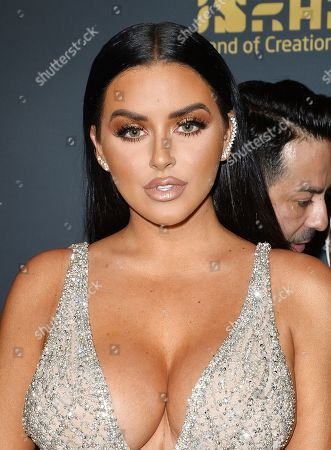 Stock Photo of Abigail Ratchford