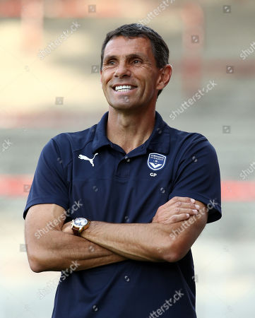 Stock Picture of Trainer Gustavo Poyet /   / Portrait     