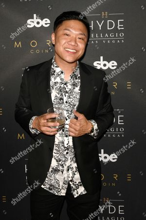 Editorial image of Timothy DeLaGhetto bachelor party, Las Vegas, USA - 21 Jul 2018