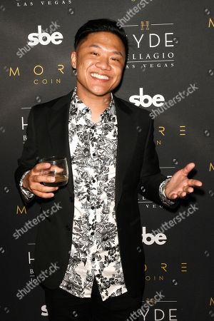 Editorial photo of Timothy DeLaGhetto bachelor party, Las Vegas, USA - 21 Jul 2018