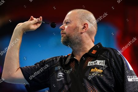 Raymond Van Barneveld during the BetVictor World Matchplay at Winter Gardens, Blackpool. Picture by Chris Sargeant