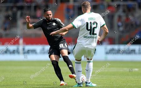 Editorial photo of Real Betis vs Borussia Noenchengladbach, Bochum, Germany - 22 Jul 2018