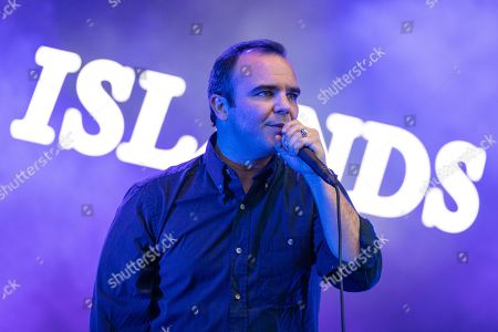 Editorial image of Bluedot music festival, Jodrell Bank Observatory, Manchester, UK - 21 Jul 2018