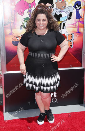 Editorial image of 'Teen Titans Go! To The Movies' film premiere, Los Angeles, USA - 22 Jul 2018