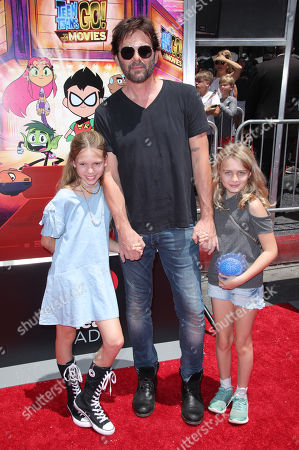 Billy Burke and daughter