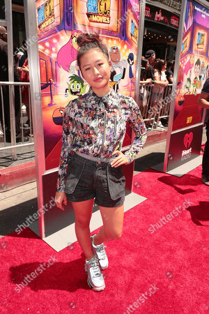 Editorial picture of Los Angeles film premiere of Warner Bros. Animations 'Teen Titans Go! To the Movies' at TCL Chinese Theatre, Los Angeles, USA - 22 Jul 2018