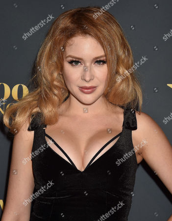 Editorial photo of Maxim Hot 100 Experience, Los Angeles, USA - 21 Jul 2018