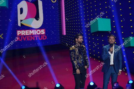 Maluma and Borja Voces