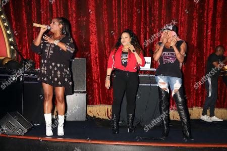 Salt-N-Pepa - DJ Spinderella, Cheryl Wray and Sandra Denton