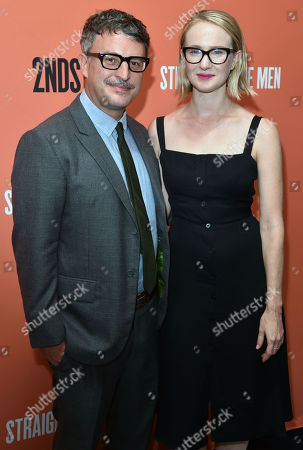 Editorial picture of 'Straight White Men' Broadway play opening night, Arrivals, New York, USA - 23 Jul 2018