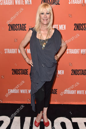 Editorial image of 'Straight White Men' Broadway play opening night, Arrivals, New York, USA - 23 Jul 2018