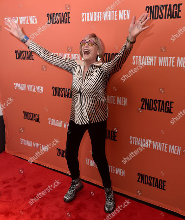 Editorial photo of 'Straight White Men' Broadway play opening night, After Party, New York, USA - 23 Jul 2018