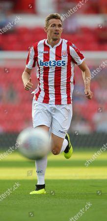 Darren Fletcher of Stoke City
