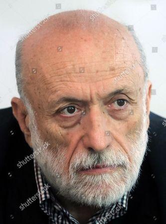 Stock Photo of Carlo Petrini