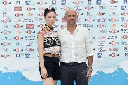 Editorial photo of 48th Giffoni Film Festival, Italy - 23 Jul 2018