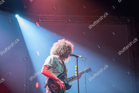 Wolfmother - Andrew Stockdale