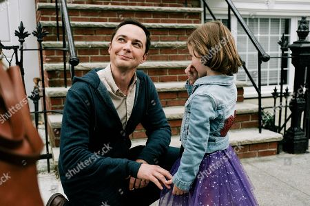 Jim Parsons, Leo James Davis