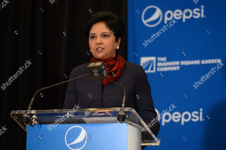 Indra Nooyi, PepsiCo Chairman and CEO