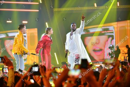 De La Ghetto, Sofia Reyes and Jason Derulo