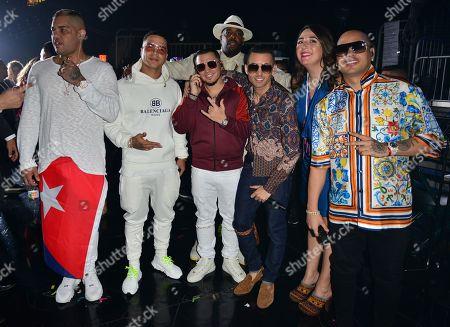 Editorial picture of Premios Juventud Awards, Miami, USA - 22 Jul 2018