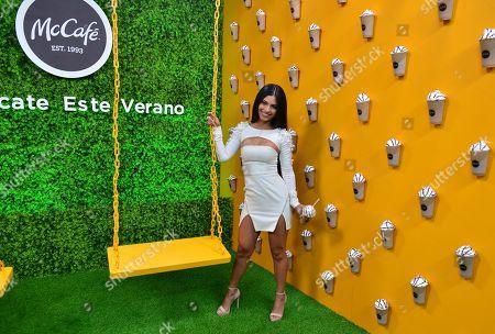Editorial photo of Premios Juventud Awards, Miami, USA - 22 Jul 2018