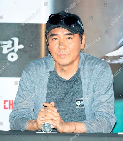 Stock Picture of Kim Jee-Woon