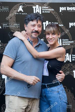 Carlos Bardem, Cecilia Gessa