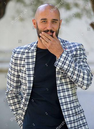Actor Alain Hernandez