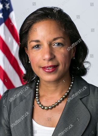 Stock Picture of Susan Rice, former National Security Adviser United States of America
