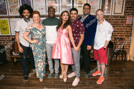 Jason Denton (Cast), Sophie-Louise Dann (Cast), Eddie Elliott (Cast), Julie Yammanee (Cast), Liam Tamne (Cast), Marc Akinfolarin (Cast) and Damian Humbley (Cast)