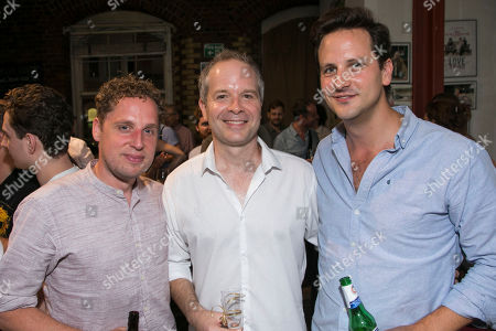 Stock Picture of David Newman, Damian Humbley (Cast) and Dominic Tighe