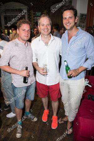 Editorial photo of 'Spamilton' party, Press Night, London, UK - 24 Jul 2018
