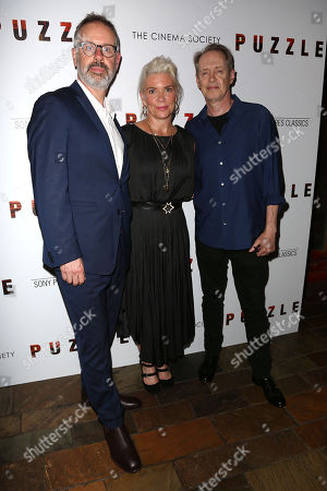Editorial photo of Sony Pictures Classics and The Cinema Society Host a New York Special Screening of 'Puzzle', USA - 24 Jul 2018