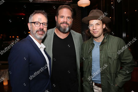 Peter Saraf (Producer), David Denman and Jake Lacy