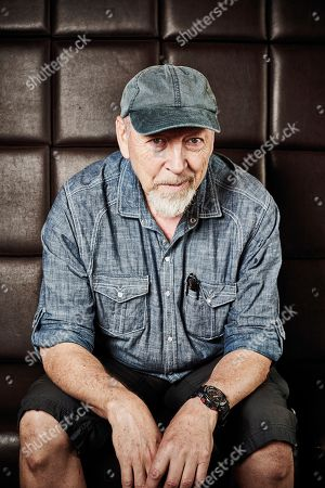 London United Kingdom - August 15: Portrait Of English Folk Rock Musician Richard Thompson Photographed At St George's Hotel In London England On August 15