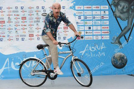 Stock Photo of Maccio Capatonda