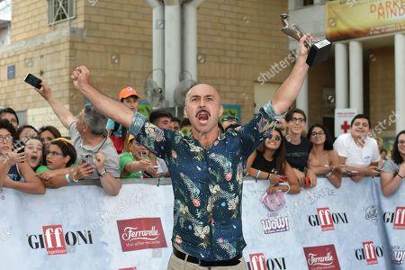 Editorial image of 48th Giffoni Film Festival, Italy - 24 Jul 2018