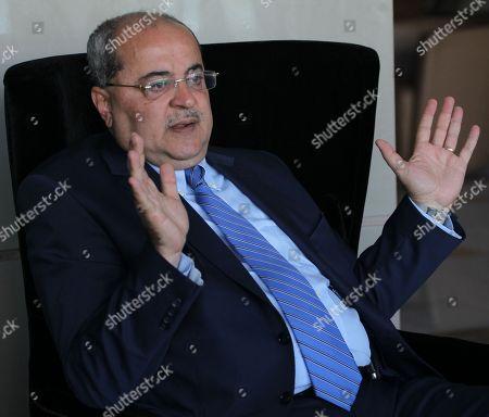 Israeli-Arab member of the Knesset Ahmad Tibi
