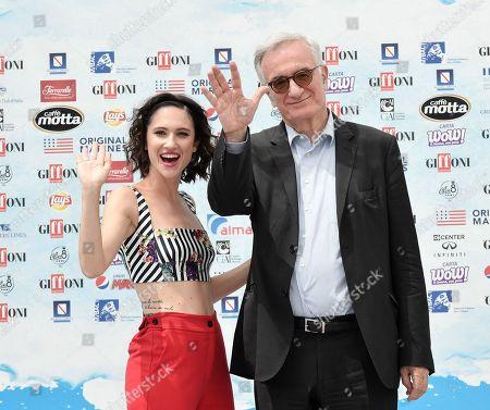 Lodovica Comello, Ernesto Caffo Founder of Telefono Azzurro