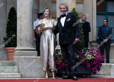 Thomas Gottschalk and Thea Gottschalk