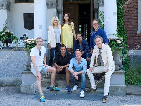 Malin Akerman, Shima Niavarani, Jonas Karlsson, Patrick Ryborn, Roine Söderlundh, Edward af Sillén, Christian Hillborg, Tomas Ledin