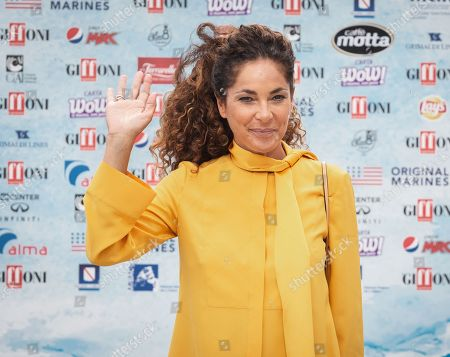 Editorial picture of 48th Giffoni Film Festival, Italy - 25 Jul 2018
