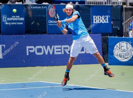 Editorial photo of BB&T Atlanta Open tennis tournament, USA - 25 Jul 2018