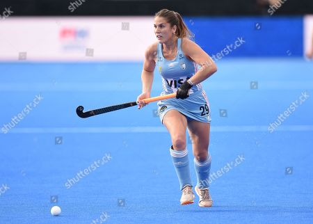 Stock Picture of Julia Gomes Fantasia of Argentina