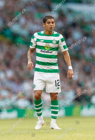 Cristian Gamboa of Celtic