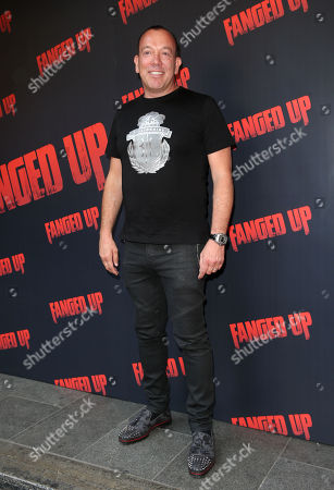 Terry Stone attends the 'Fanged Up' premiere at Leicester Square, London.
