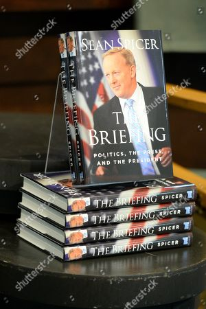 'The Briefing' by Sean Spicer