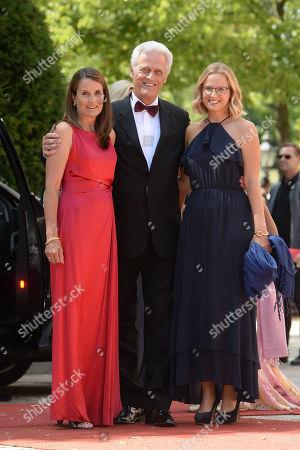 Peter Ramsauer and Frau Susanne