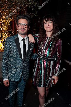 David Iserson, Writer, Susanna Fogel, Writer/Director,